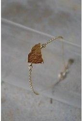 South Carolina Charm Bracelet (GOLD)
