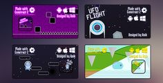 nice four HTML5 Games Bundle №2 (CAPX) (Games)