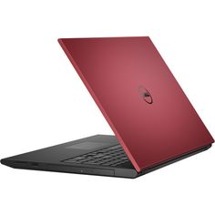 "Dell 15.6"" Inspiron 15 3000 Series Notebook I3542-5666RED"