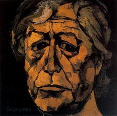 Self Portrait ~ Oswaldo Guayasamin