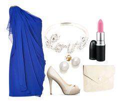 Blue Dress/maid of honor dress!