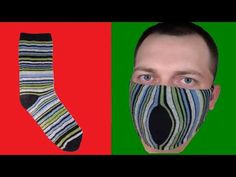 (259) DIY Fabric Face Mask No Sewing Machine - YouTube
