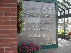 Window Graphics at the Pavillions in Sacramento