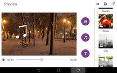 برنامج MiniMovie لصناعة وتعديل الفيديو للاندرويد