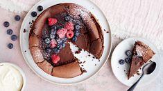 Food Inspiration, Acai Bowl, Goodies, Food And Drink, Baking, Breakfast, Sweet, Recipes, Koti