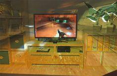 De toekomst volgens Microsoft: je hele muur als TV-scherm