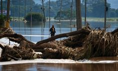 Scientists link record-breaking hurricane season to climate crisis | Climate change | The Guardian Global Warming Issues, Climate Adaptation, Atlantic Hurricane, Weather Storm, Extreme Weather, Natural Disasters, Central America, The Guardian