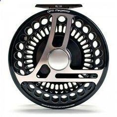 Loop OPTi MegaLoop Fly Reel. Best for heavy saltwater fishing and heavier river fishing for anadromous species. With perfect capacity, high retrieve rate and no-slip winch drag, this is probably the best Tarpon reel on the market. The reels weight also balances perfectly to longer double-hand rods. TL, AOS Fly Fishing Team