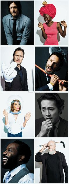 The Walking Dead Cast-Members | Hollywood Reporter