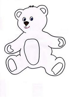 Teddy Bear Printable