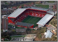 Inglaterra, Estádio The Valley - Charlton Athletic Football Club Charlton Athletic Football Club, Charlton Athletic Fc, English Football Stadiums, British Football, European Football, Soccer Stadium, Football Soccer, Soccer Sports, Bristol Rovers