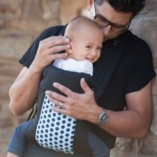 7836c63d54a Beco Gemini Jared is a stylish way to carry your baby! Moms love the Beco!