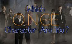 Which 'Once Upon A Time' Character Are You?