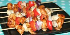 En herlig ret til grillen eller ovnen. Kan varieres i det uendelige, men vi har nogle dejlige forslag du kan prøve. Garam Masala, Tapas, Sushi, Sausage, Recipies, Pork, Food And Drink, Snacks, Meat