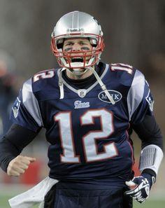 f8504ef9e93 Tom Brady  Patriots New England Patriots Football
