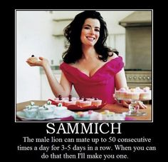 Men making sammich  - funny pictures #funnypictures