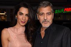 02-10 Amal Clooney Pregnancy News: George Clooney Says His Wife... #GeorgeClooney: 02-10 Amal Clooney Pregnancy News:… #GeorgeClooney