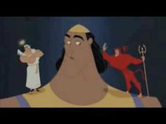 EL IMPERATIVO: Emperor's New Groove Clip -  Use to introduce activity to practice affirmative and negative tú commands.