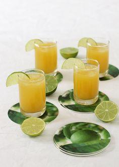 Ist es bei Euch auch so herrlich spätsommerlich? Genau das richtige Wetter, um nochmal einen leckeren Cocktail zu genießen und den Sommer R...