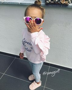 "1,878 Me gusta, 14 comentarios -  (@kidsbabylove) en Instagram: ""By: @samegirll  . #Little #Girl #Fashion #Model #Beautiful #Perfect follow @kidsbabylove and…"""