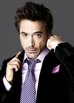 Robert Downey Jr. He is one of my favorite actors! Sherlock Holmes and Iron Man :) ...not to mention Due Date is one of the funniest movies ever!