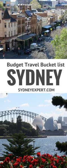 Sydney is a Bucket list destination for so many travellers.  This list is full of fantastic things to do in Sydney that won't break the bank and are worthy of anyone's bucketlist.