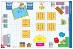 16 Best Ps Learning Classroom Layout Images Classroom Design