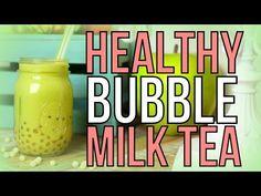 Healthy Bubble Milk Tea Boba – yes it's possible! – Blogilates