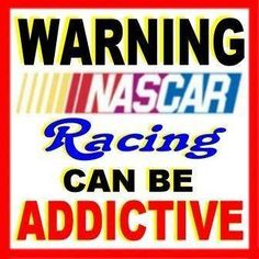 It IS addictive! Go Jimmie Johnson!