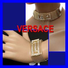 Versace GK jewelry