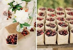 Little things: A country wedding