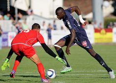 Girondins de Bordeaux - Clermont [Match amical Bergerac]