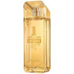 Paco Rabanne Paco Rabanne 1 Million Eau de Toilette 4.2 oz. ($86) ❤ liked on Polyvore featuring beauty products, fragrance, beauty, makeup, perfume, no color, eau de toilette perfume, edt perfume, perfume fragrance and paco rabanne perfume