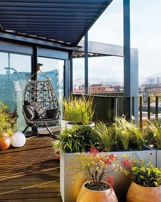 Espacios al aire libre vestidos por interioristas, arquitectos y paisajistas