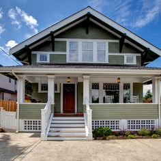 Craftsman Style Gardens Design Ideas, Pictures, Remodel and Decor