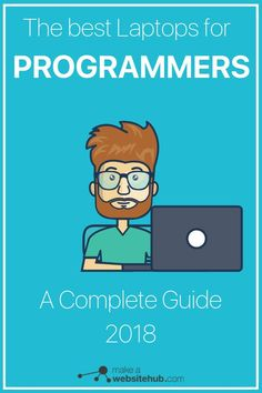 Are you a programmer on the outlook for the best programming laptops out there? We have collated for you a list of the best programming laptops available in the market today. Laptops For Sale, Best Laptops, Learn Programming, Computer Programming, Programming Languages, Computer Coding, Computer Science, Computer Hacker, Laptop Screen Repair