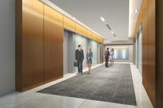 modern elevator lobbies - Google Search