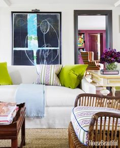 BoHo Home: Bilhuber gives 'down on the farm' an uptown redo