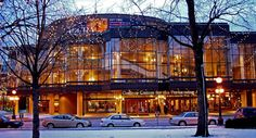 Ordway Center, St. Paul, MN