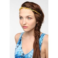 Gardenhead Spring Halo Headwrap ($24) ❤ liked on Polyvore