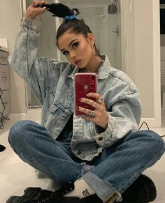 Find images and videos about maggie lindemann, Maggie and lindemann on We Heart It - the app to get lost in what you love. Maggie Lindemann, Fille Gangsta, Poses Photo, Girl Photography Poses, Best Beauty Tips, Aesthetic Girl, Tumblr Girls, Grunge Outfits, Pretty People