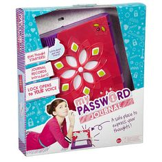 """My Password Journal with Voice-Activated Lock - Toys 'R' Us - Toys """"R"""" Us"""