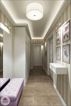 Читайте також Дизайн передпокою, яскраві та сучасні ідеї (60 фото) Зручна тумба для взуття. Креслення 62 ідеї меблів для вузького коридору(передпокою) Vestibule, Narrow Entryway, Hallway Console, Neoclassical Interior, Interior And Exterior, Interior Design, Hallway Designs, False Ceiling Design, Hallway Decorating