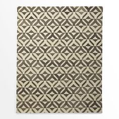 Marquis Wool Rug - Taupe