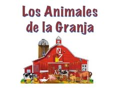 Powerpoint on Farm Animals in Spanish (Vocabulary and Activities)