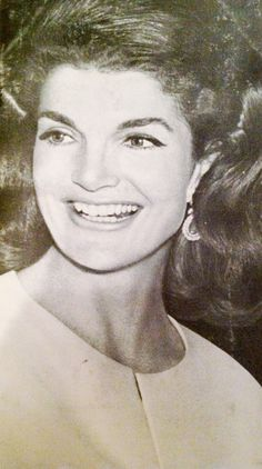 Jacqueline Kennedy attended the Golden Trumpet Ball as guest of honor, her first public social function since the death of her husband, the late President. Jacqueline Kennedy Onassis, Estilo Jackie Kennedy, Jaqueline Kennedy, Los Kennedy, John F Kennedy, Jfk Jr, Beautiful Family, Style Icons, Marie