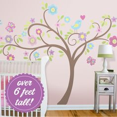 Large Tree Wallscape Decal & Wall Sticker | Lot 26 Studio...perfect match to the existing decor!
