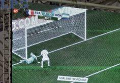 La Tecnología de la Línea de Gol, presente en el Mundial de Fútbol Brasil 2014