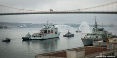 Royal Canadian Navy's First Arctic and Offshore Patrol Ship (AOPS), HMCS Harry DeWolf - Powered by GE | Power Conversion