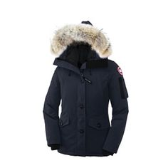 A new addition to the Canada Goose collection, The Ladies Montebello Parka was inspired by and named for Quebec's beautiful, rustic and lavish Chateau Montebello. Find us online @ www.skiessentials.com!